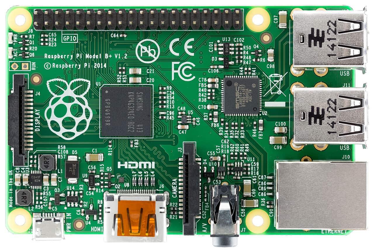 """Raspberry Pi als """"Mini NAS"""""""