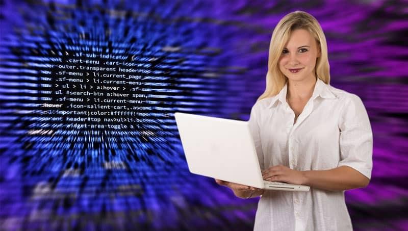 Software development: Encryption Network notification