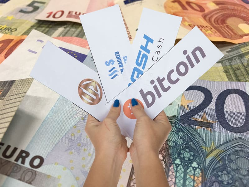 Kryptowährungen akzeptieren für Softwarekauf